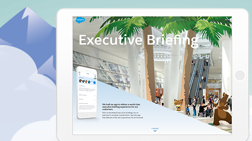 How Salesforce Built an App that Transforms Customer Meetings