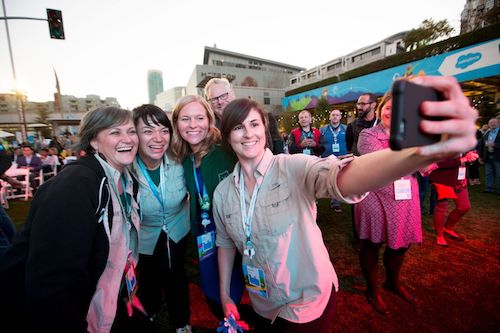 Salesforce on Salesforce: How the Salesforce Social Team Tackles Dreamforce