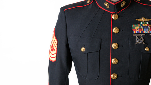 I Was the First Totally Blind U.S. Veteran to Become Salesforce Certified