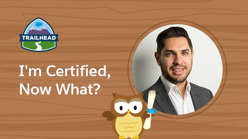 I'm Salesforce Certified—Now What? Top Tips From a Salesforce Recruiter.