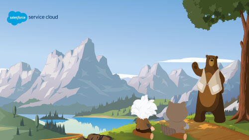 Customer Service Secrets: Go Behind the Scenes with the Salesforce Customer Success Center