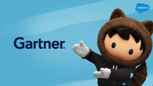Salesforce Is Named a Leader in the 2019 Gartner Magic Quadrant for Multi-Experience Development Platforms