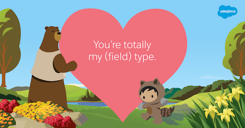 Make It Twitter Official With These Salesforce Valentines