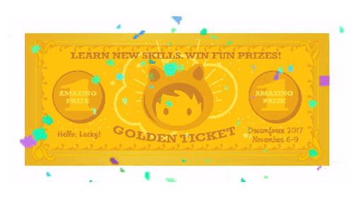Make the Most of Your Dreamforce Golden Ticket with Trailhead Learning