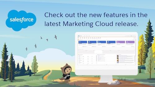 Marketing Cloud April 2019 Release Is Live