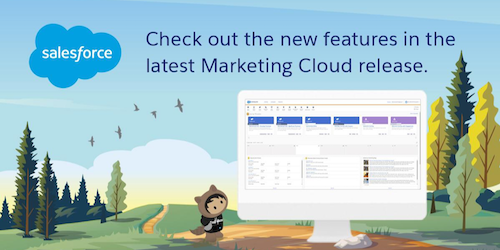 Marketing Cloud October 2018 Release Is Live!