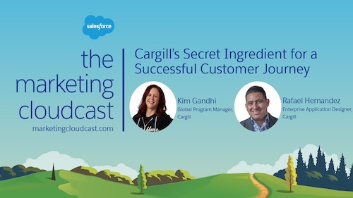 Podcast: Cargill's Secret Ingredient for a Successful Customer Journey