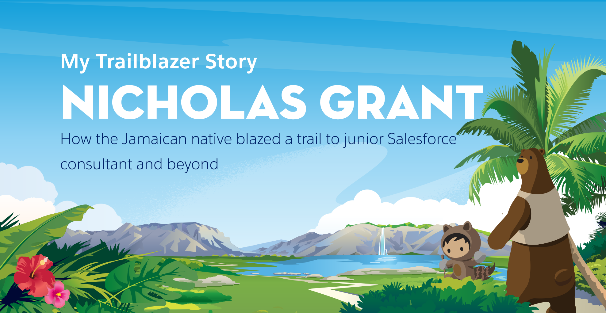 "My Trailblazer Story: ""I've Just Got to Be Outstanding"""