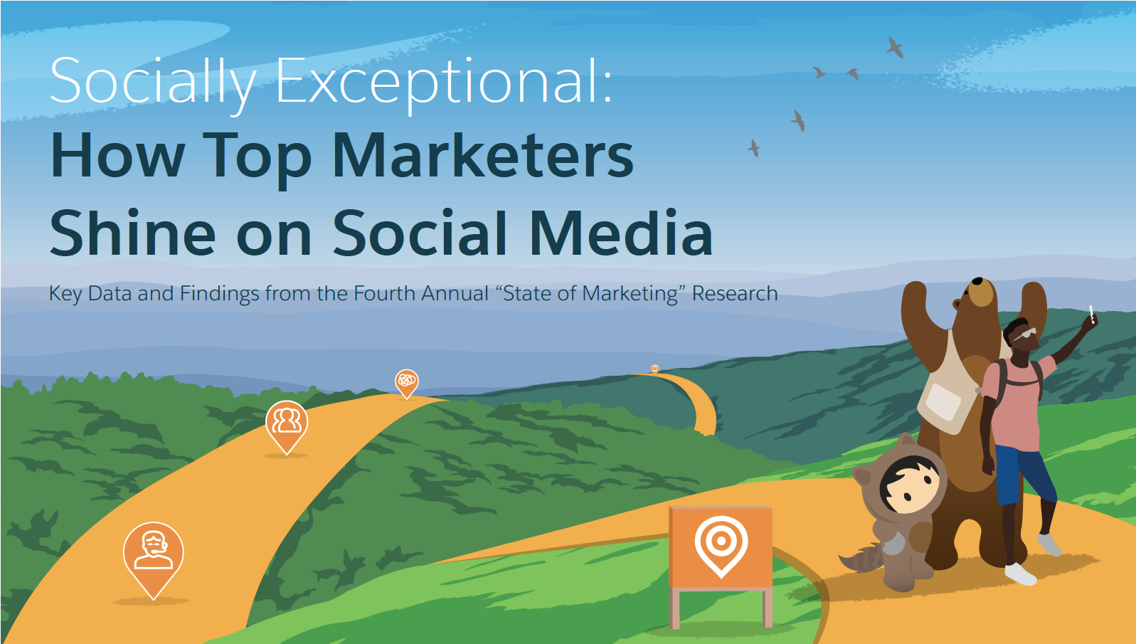 New Data from Salesforce: Top Brands Align Social Marketing and Customer Service