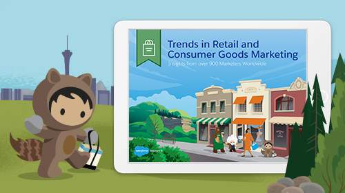 New Data: The Biggest Marketing Trends in Retail and Consumer Goods, According to Nearly 900 Leaders