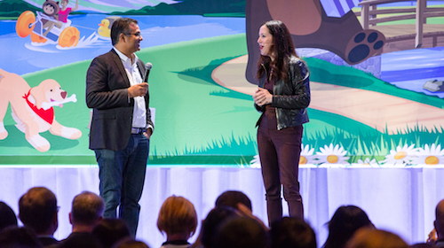 New Products Take the Stage at Salesforce Connections '18