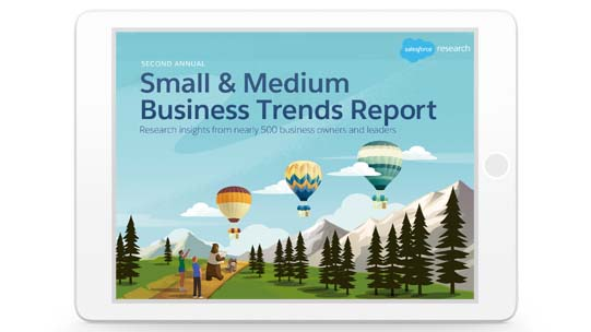 New Research: 3 Insights into the World of SMB Leaders