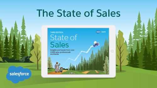 New Research Unveils 5 Trends Shaping the Future of Sales