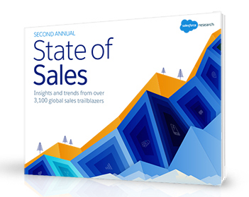 New State of Sales Research Reveals Big Changes in Strategy and Priorities