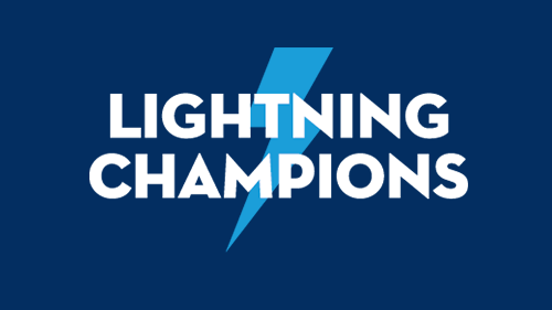 New Year, New Lightning Champions!