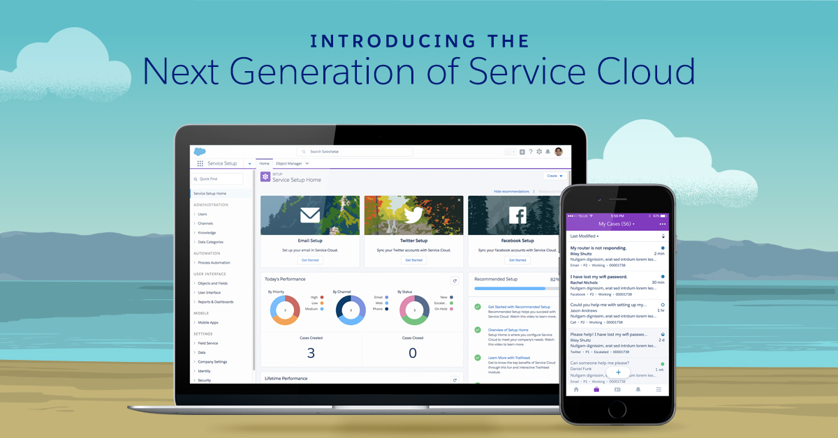 Next Generation of the World's #1 Customer Service Platform: Deliver Lightning-Fast Customer Service