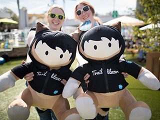 DFGives: Giving Back at Dreamforce '16