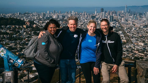 Ohana Culture and Urban Campus Make Salesforce a Best Place to Work in the Bay Area