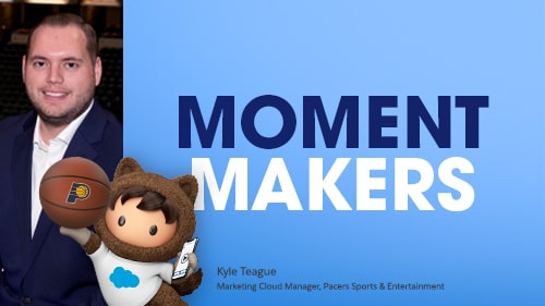 Moment Makers: Kyle Teague