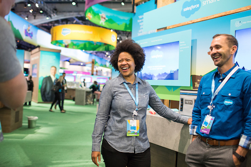 Partners + Dreamforce '17 = Awesome