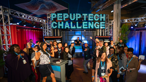 PepUp Tech: Real Change Starts with Being Present