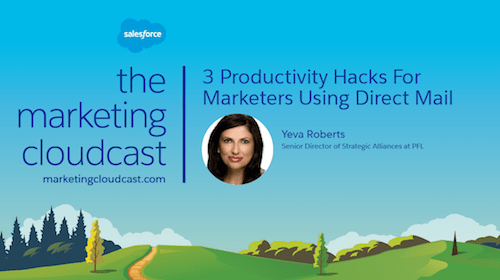 Podcast Episode: 3 Direct Mail Productivity Hacks for Marketers