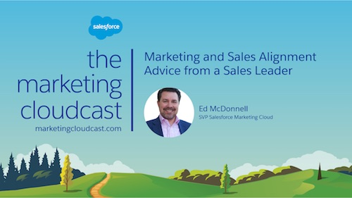 Podcast: Marketing and Sales Alignment Advice From a Sales Leader