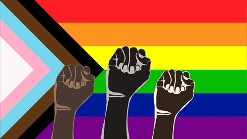 Why Our LGBTQ+ Community Needs to Show up for Black Rights