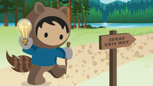 Shaping Salesforce Products Together with IdeaExchange