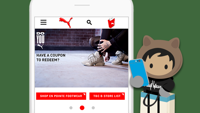 PUMA is Rare Brand to Take True Mobile-First Approach to Ecommerce