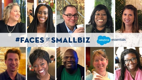 Real People, Real Stories: Meet the #FacesOfSmallBiz