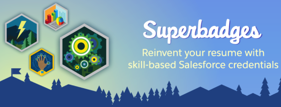 Reinvent Your Resume with Trailhead Superbadges