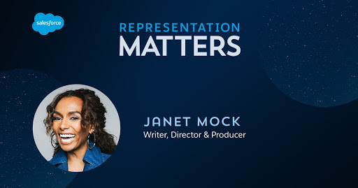 Representation Matters: Janet Mock, writer, director, and producer