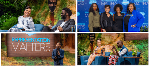 Representation Matters Recap: Relive Salesforce's First Racial Equality Summit