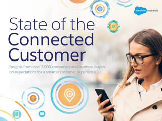 "Research Shows Customer Loyalty Hangs in the Balance: ""State of the Connected Customer"" Report"