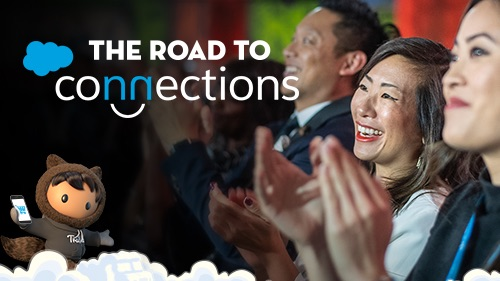 Bringing Marketing, Commerce, and Service Together on The Road to Connections