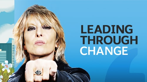 Chrissie Hynde Leading Through Change