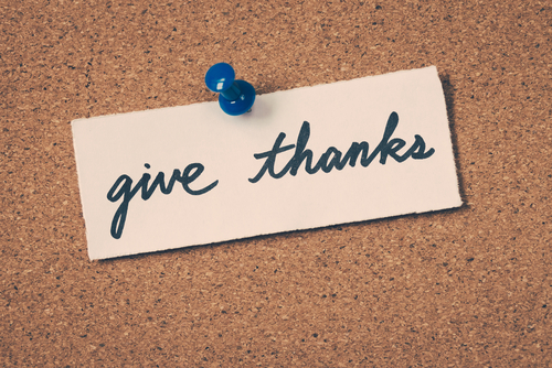 Sales Experts Share Why They're Thankful