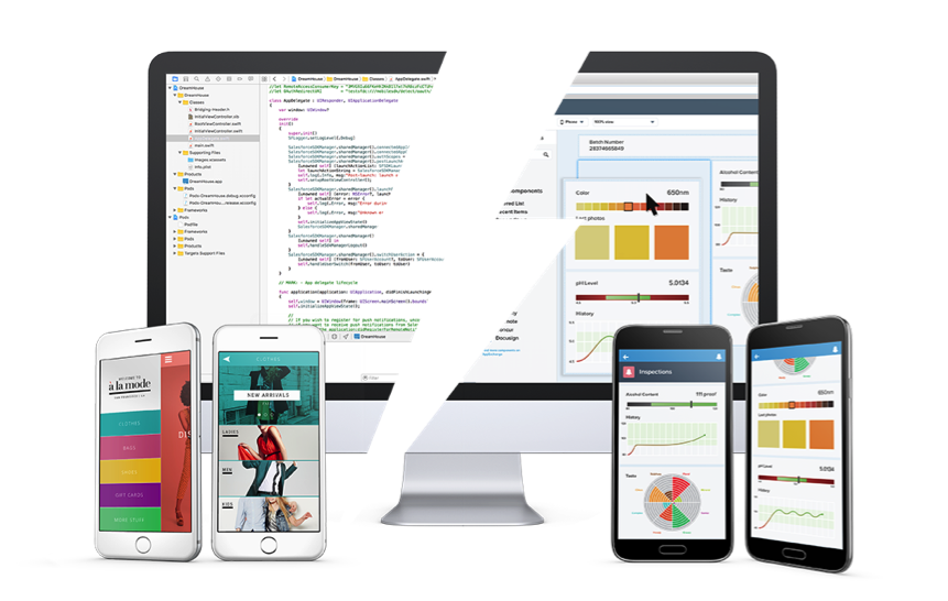 Introducing Salesforce App Cloud Mobile: Everything You Need to Build, Run, and Manage Your Mobile Apps