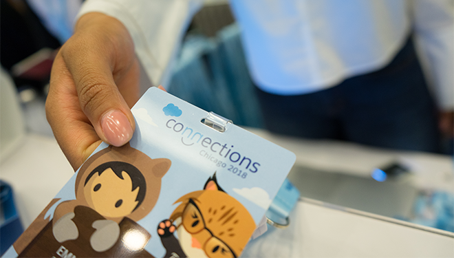Salesforce Connections Day One: Connecting the Dots for Global Brands