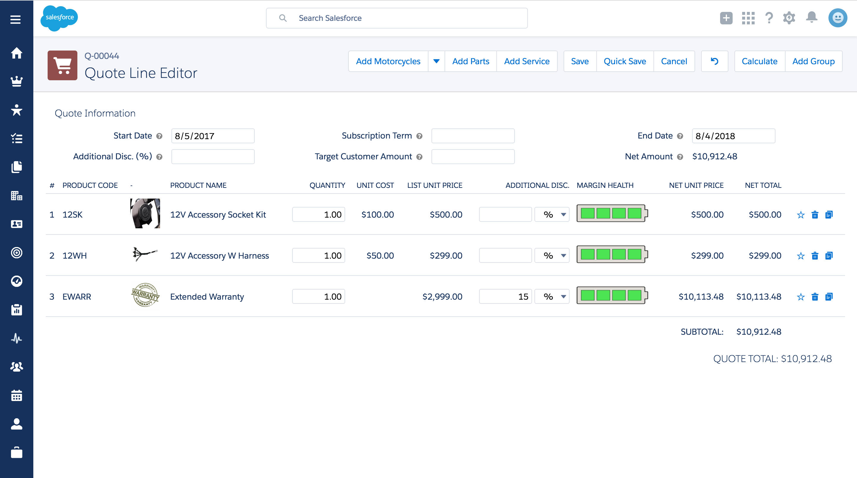 Now Service Reps are an Extension of Your Sales Team: Introducing Salesforce CPQ for Service