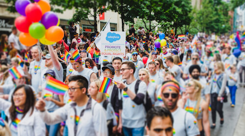 Salesforce Honors Human Rights Day and Previews New Research on Responsible Business