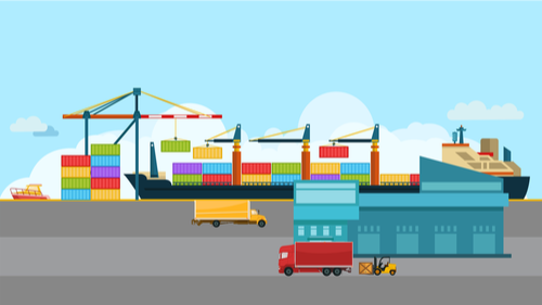 Salesforce Joins the Blockchain in Transport Alliance to Bring Customers a Better Supply Chain Experience
