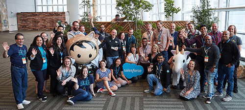 Salesforce MVPs Reflect on the Power of the Trailblazer Community