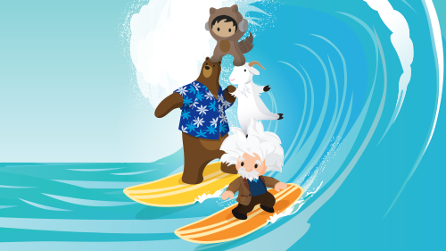 Salesforce Named a Leader in the 2018 Forrester Wave: CRM Suites