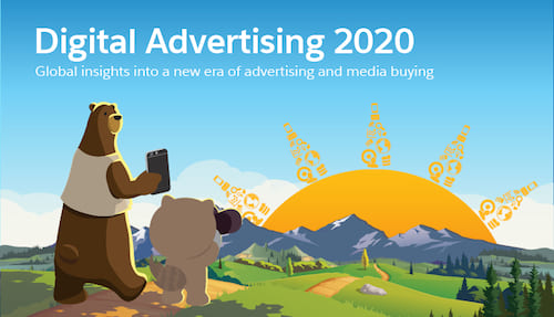 Salesforce Releases Digital Advertising 2020 Report — Convergence, Data, and Measurement Drive Ad Transformation