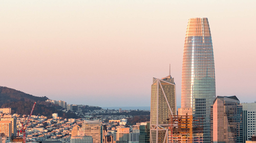 Salesforce Tower Reaches New Heights: Celebrating the Official Grand Opening with Giving Back
