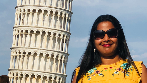Salesforce Woman of the Month: Kavitha Musthyala on Patents, Products and How to Put Customers First