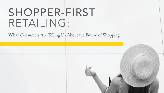 Sapient's Take on Shopper-First Retailing