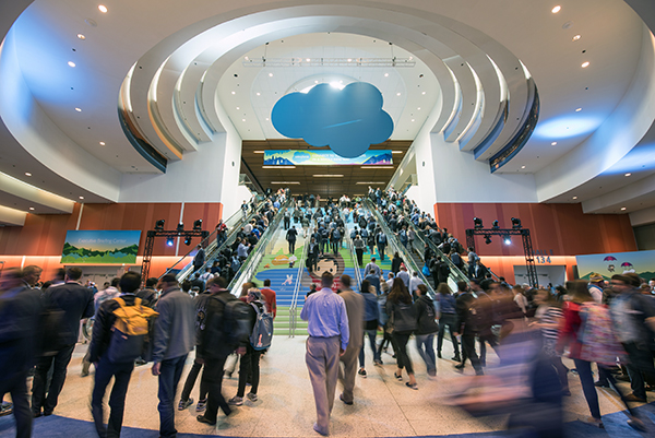 Smart and Fast: The Sales Cloud Dreamforce Experience